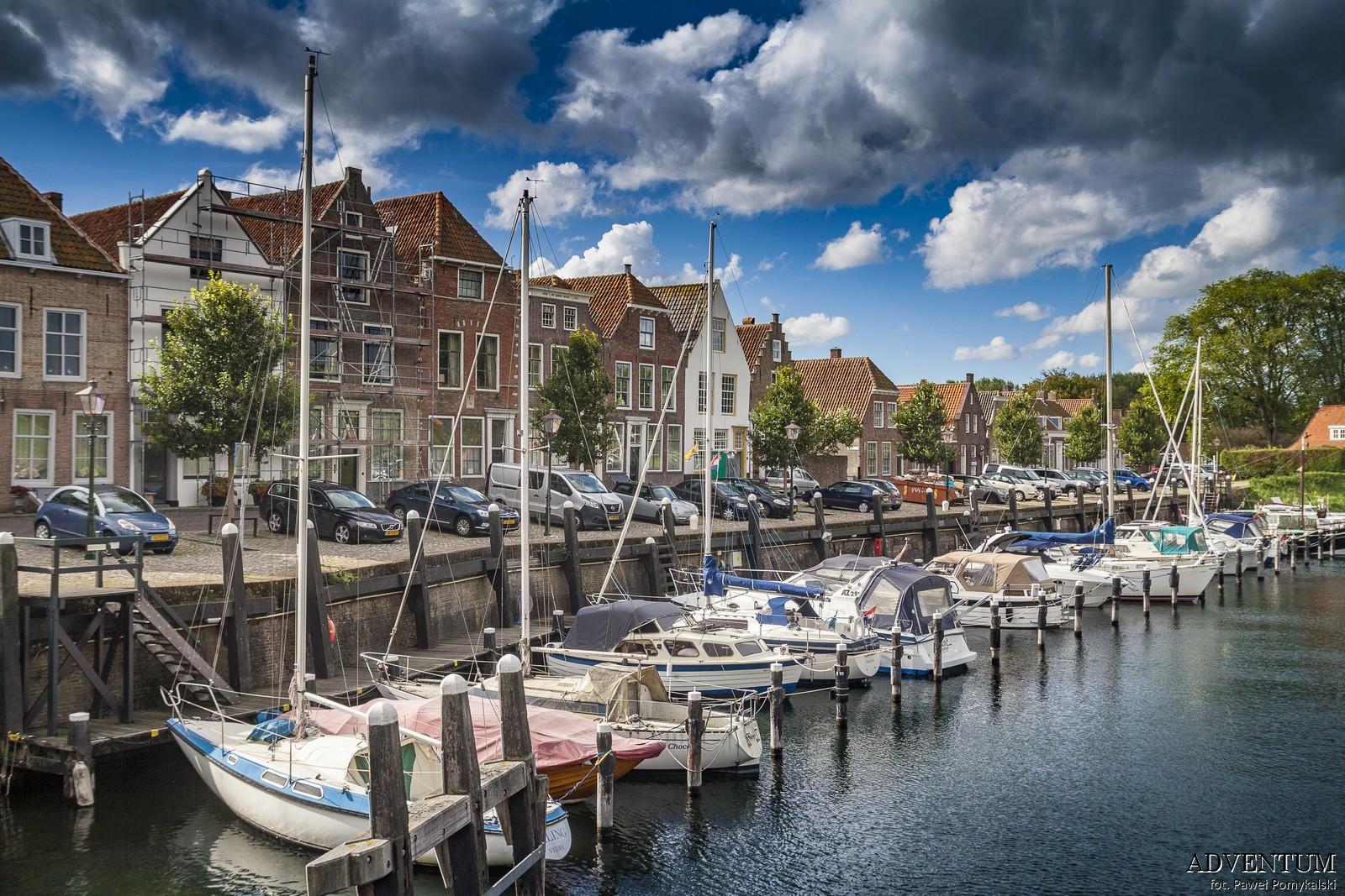 Holandia Veere Atrakcje Zwiedzanie co Zobaczyć Amsterdam Rotterdam Haga Kanały Wiatraki