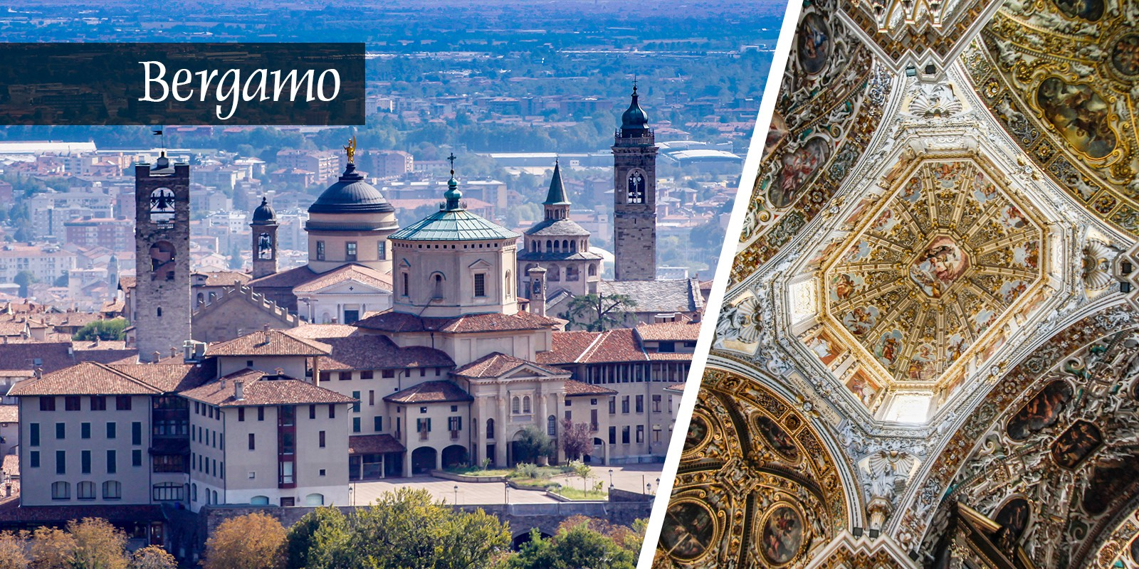Bergamo Włochy Italia Atrakcje Loty Noclegi Mapa Widoki Tanie Linie Lotnisko