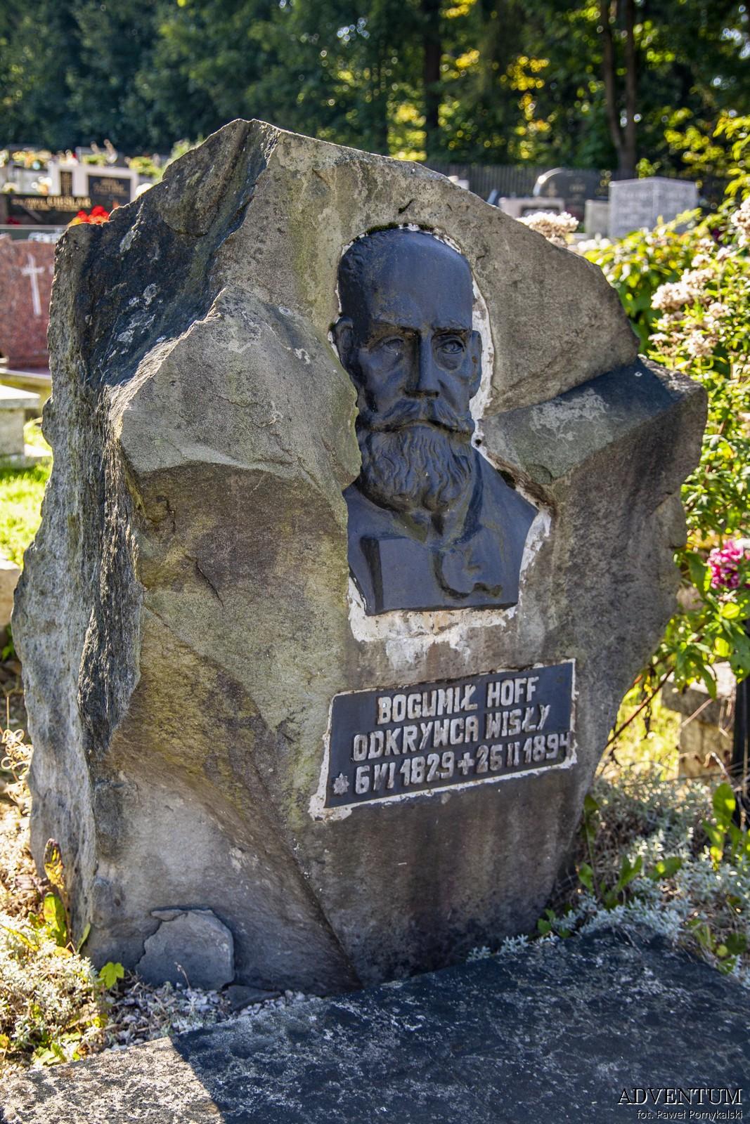 Cmentarze Górny Śląsk Cmentarz nekropiloia Wisła