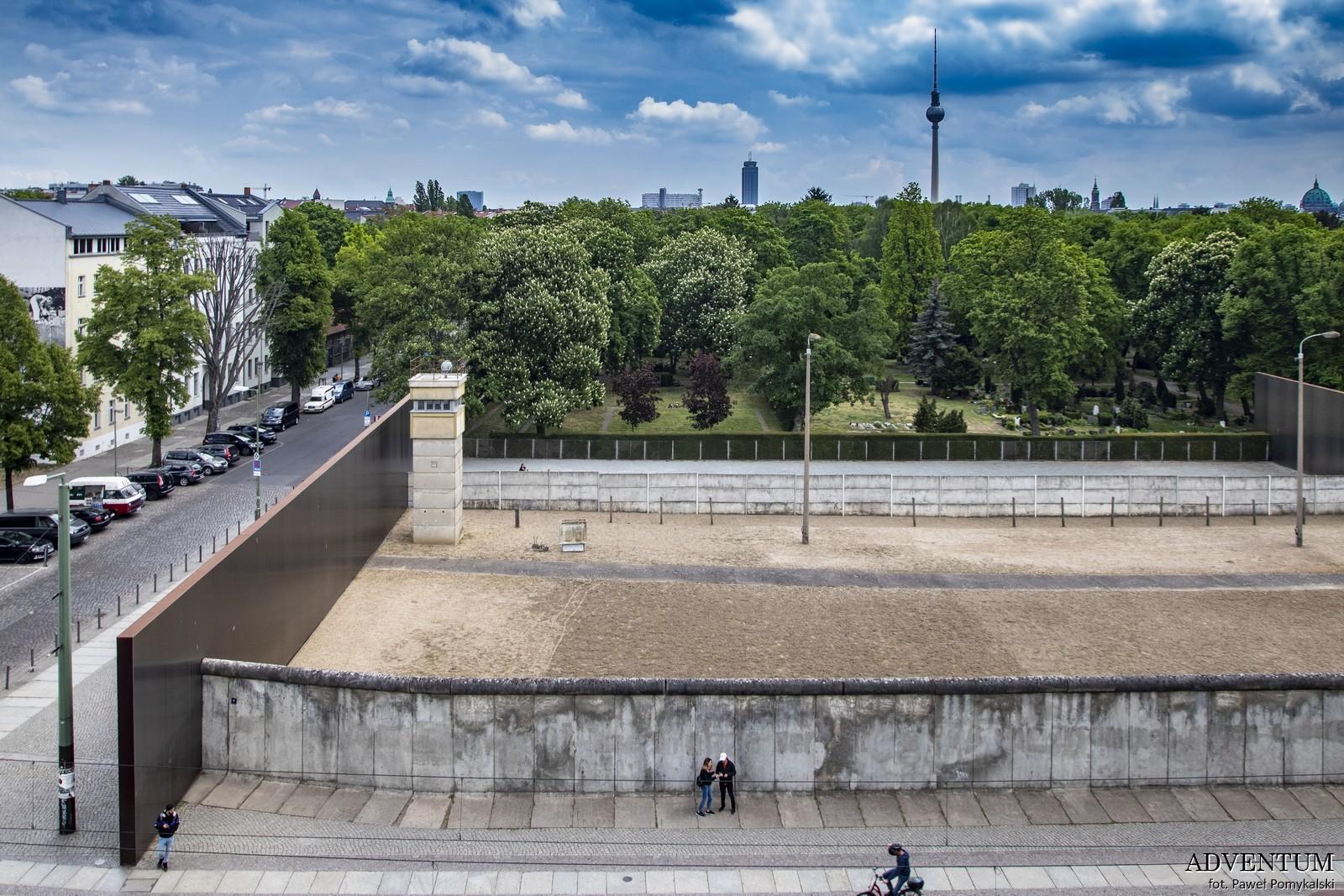Mur Berliński, Berlin, Niemcy, Ciekawostki, Dlaczego powstał, co miał na celu