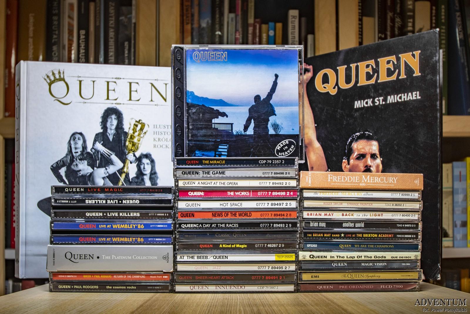 Queen Montreux Szwajcaria Freddie Mercury Studio Experience Jezioro Genewskie Freddie Mercury Made In Heaven dyskografia