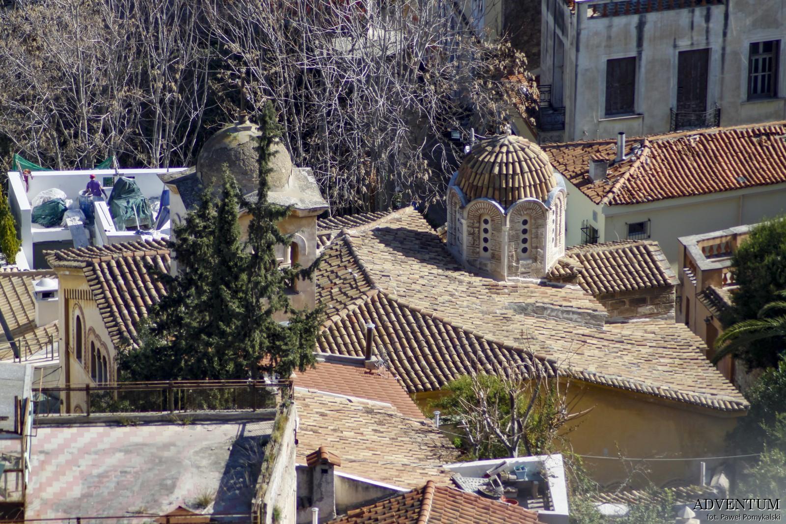 Ateny Plaka Atrakcje Zwiedzanie Loty Tanie Linie co Zobaczyć