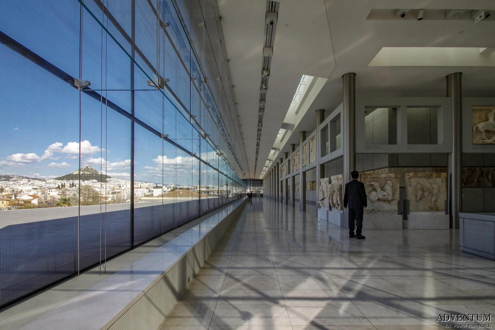 Ateny Muzeum Akropolu Atrakcje Zwiedzanie Loty Tanie Linie co Zobaczyć