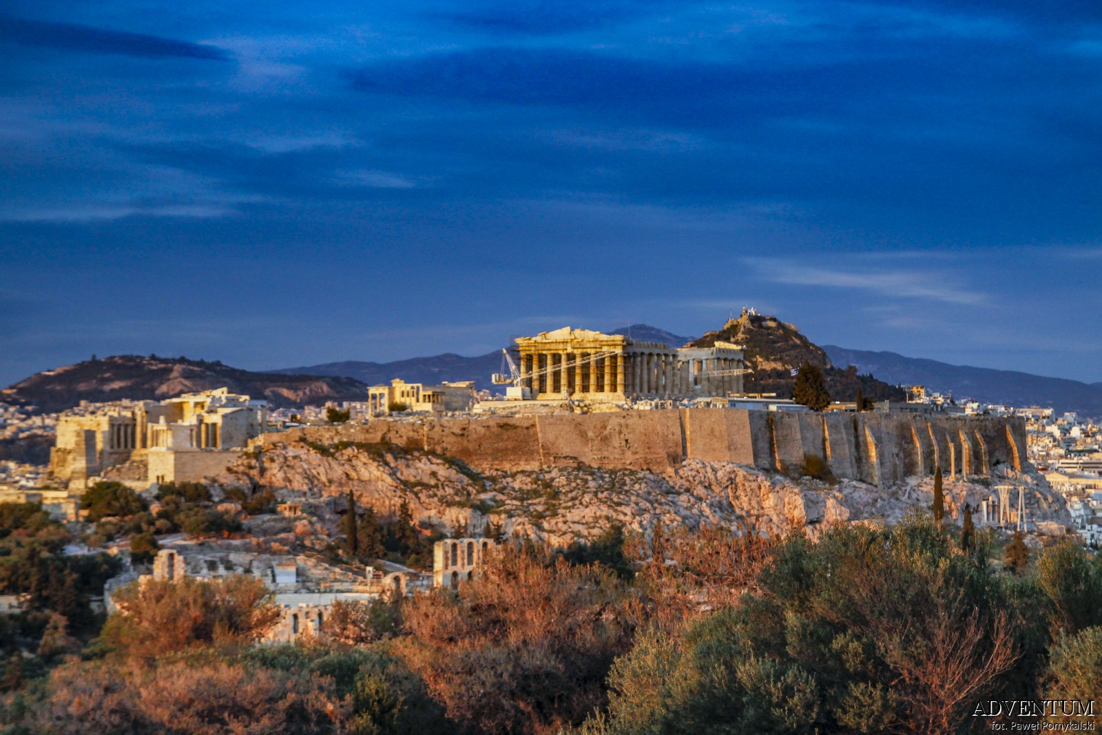 Ateny Widoki Punkt Widokowy Akropol Atrakcje Zwiedzanie Loty Tanie Linie co Zobaczyć