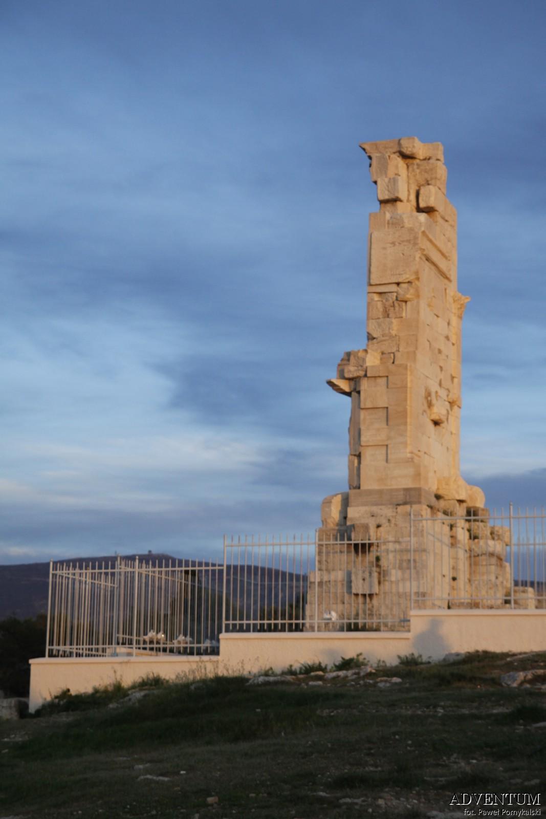 Ateny Widoki Punkt Widokowy Atrakcje Zwiedzanie Loty Tanie Linie co Zobaczyć