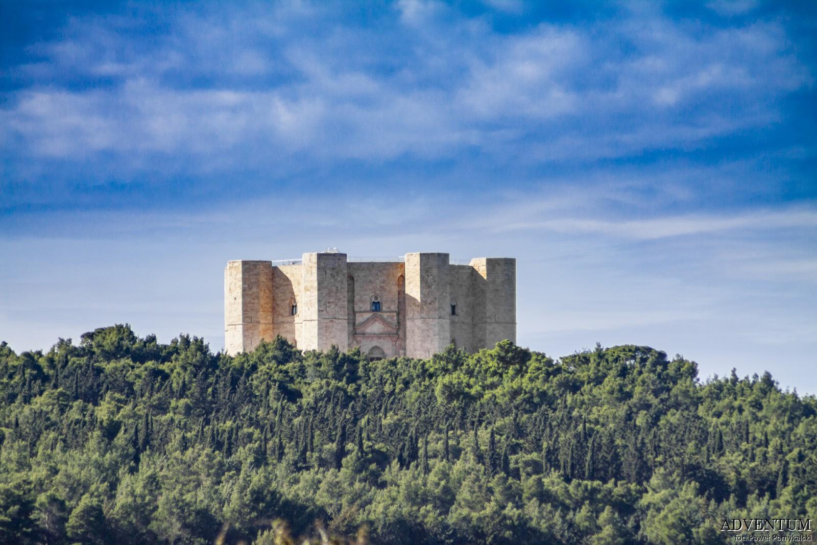 Castel del Monte pomysł wycieczka z Bari Apulia Atrakcja Zwiedzanie