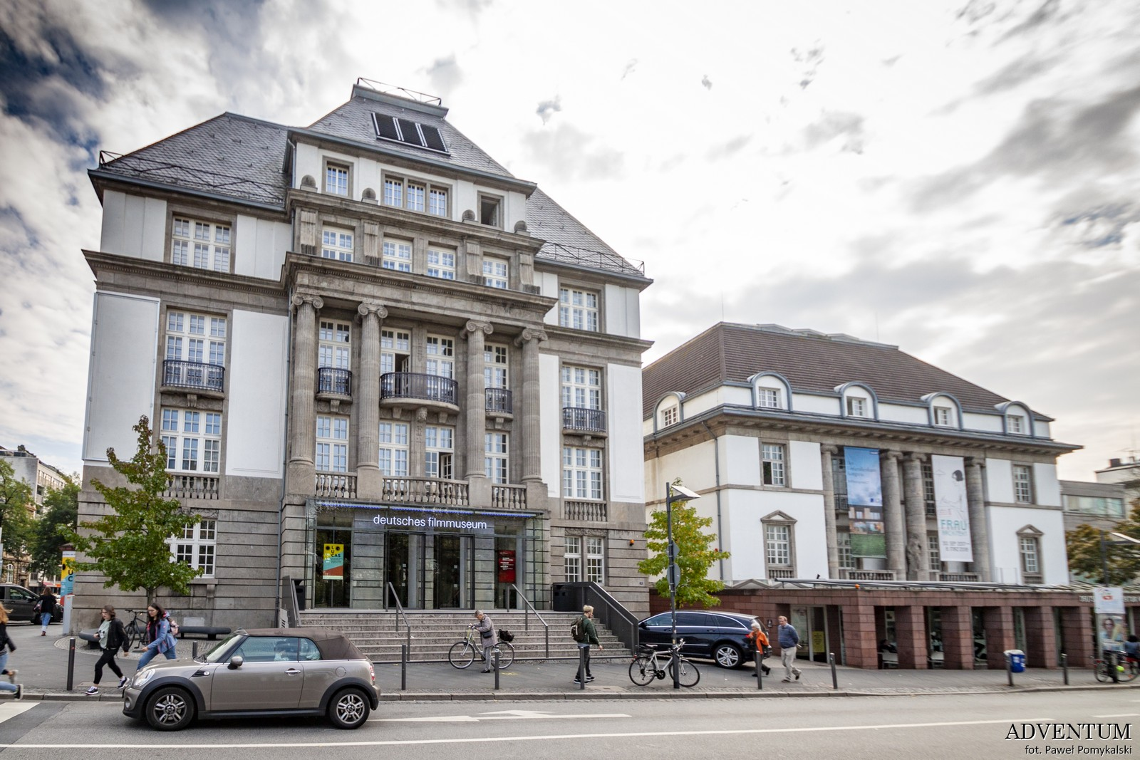 Muzea Frakfurckie
