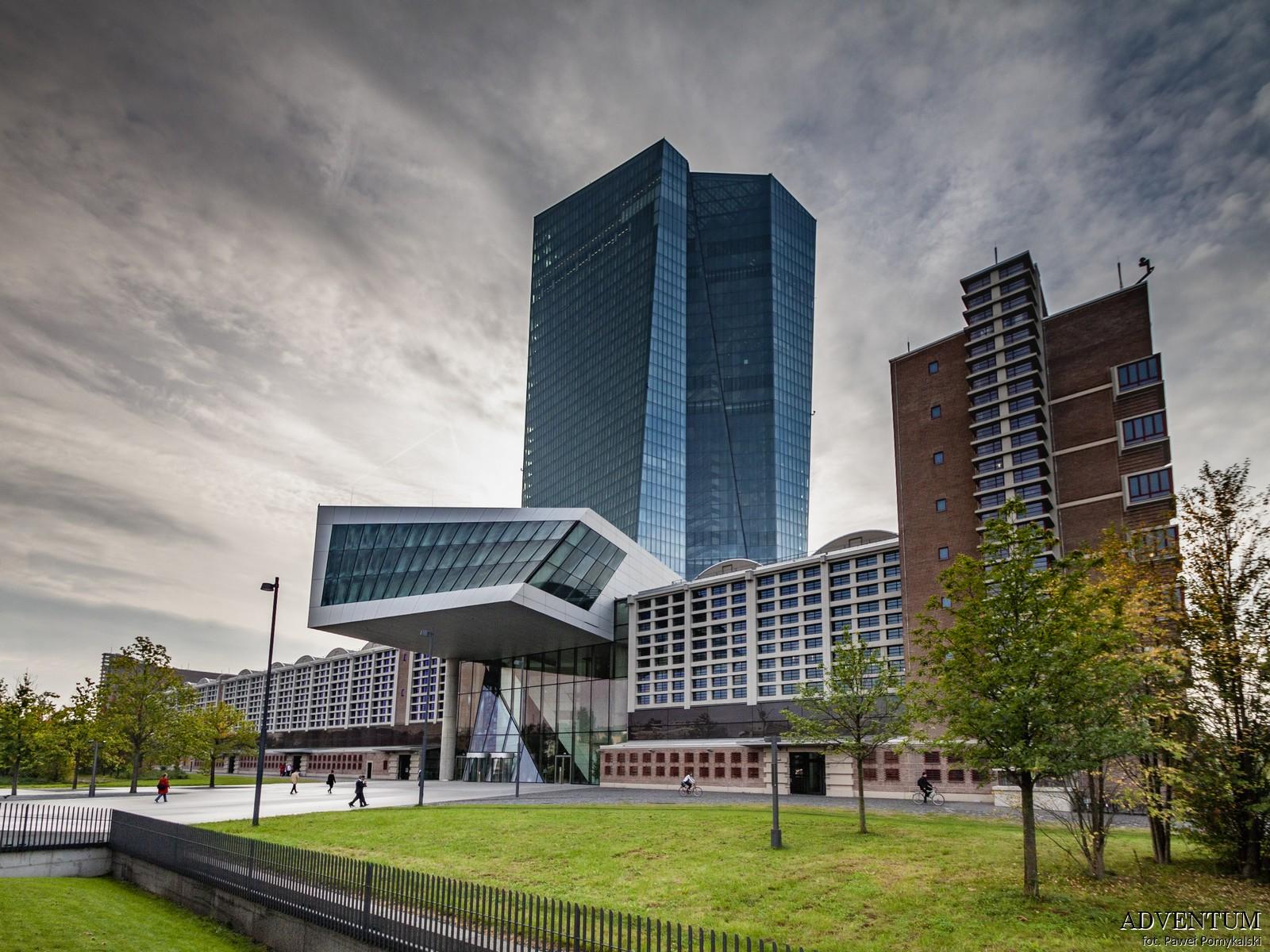 Europejski Bank centralny euro