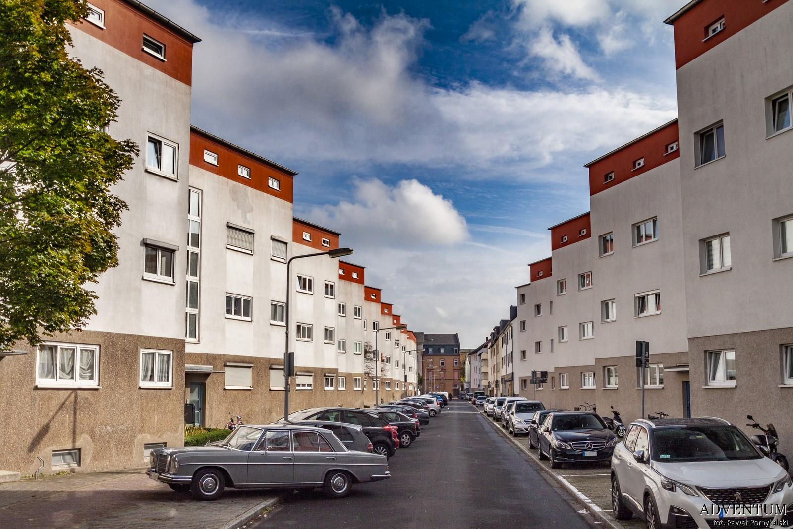 Modernizm Ernst May Osiedla Kuchnia Frankfurcka Frankfurt