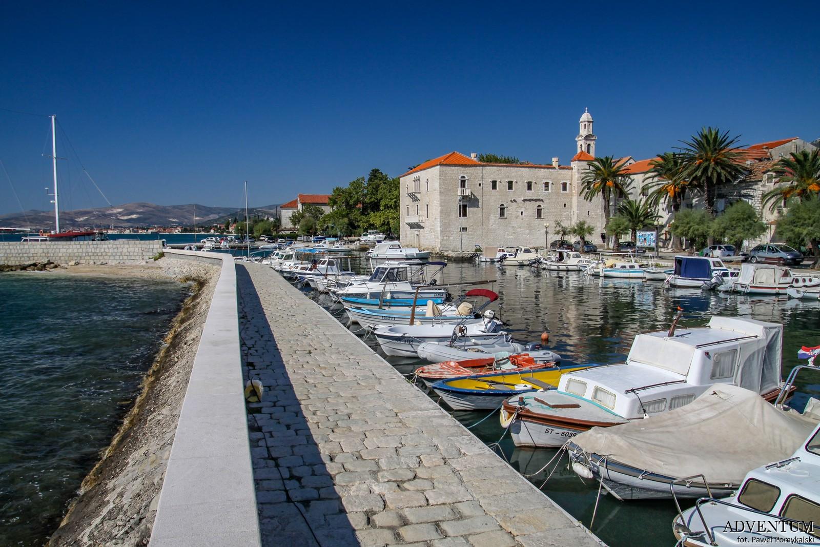 Kaštela Kasztela Chorwacja Plaże Atrakcje Historia Zamki Zwiedzanie Co Zobaczyć
