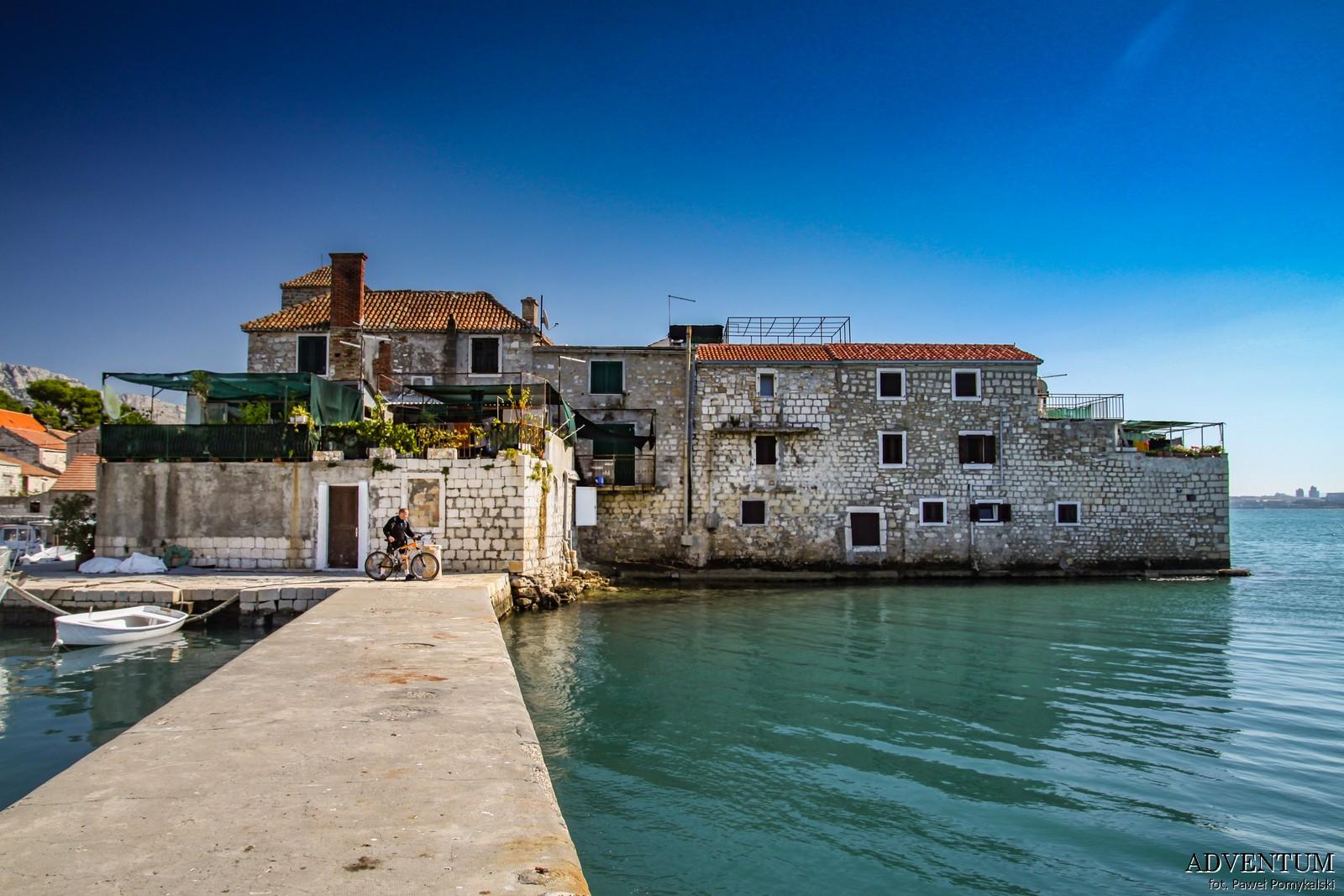 Kasztela Chorwacja Plaże Atrakcje Historia Zamki Zwiedzanie Co Zobaczyć