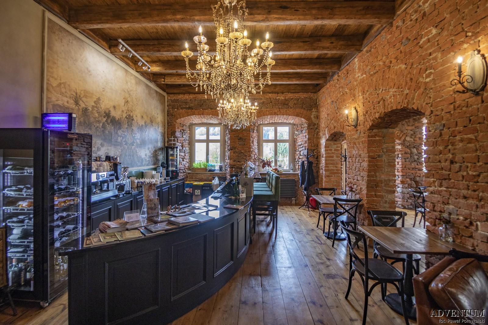 Kawiarnia ścinawka Dolnośląskie Dolny śląsk Kotlina kłodzka Atrakcje Zwiedzanie