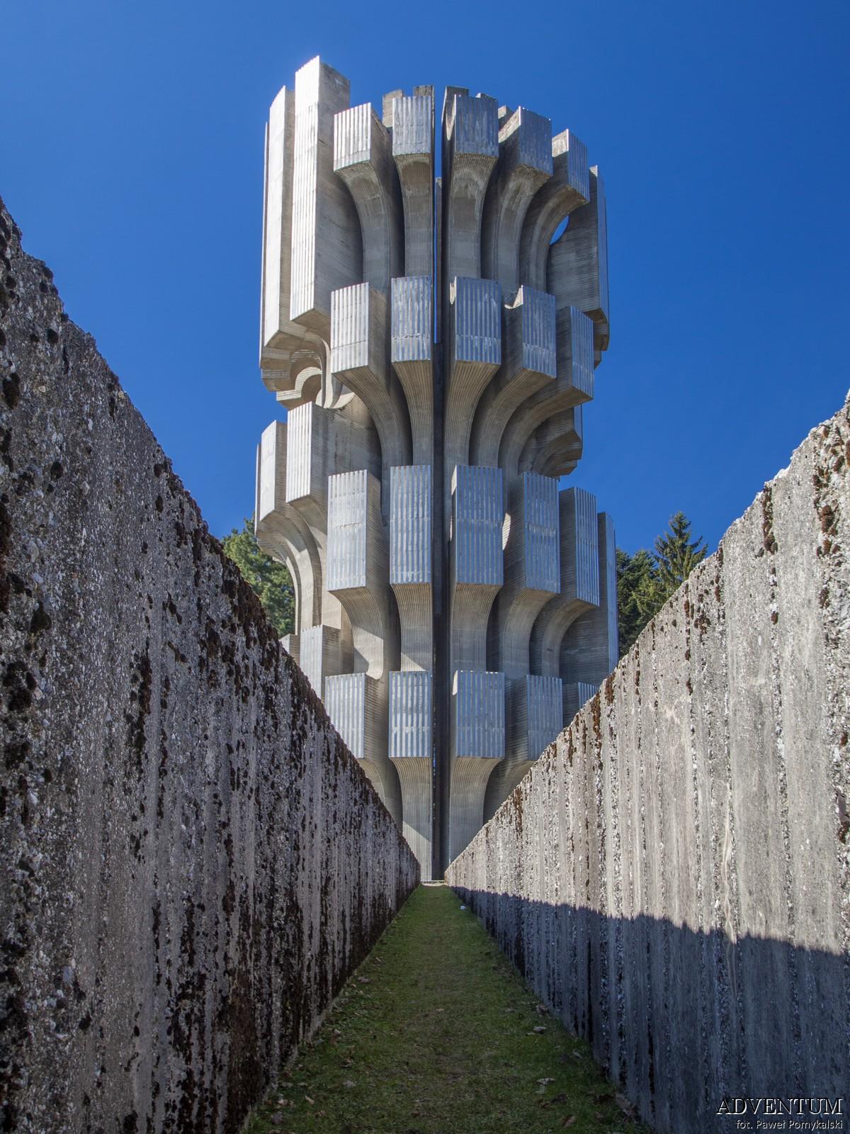 Kozara pomnik jugosłowiańskie pomniki spomenik