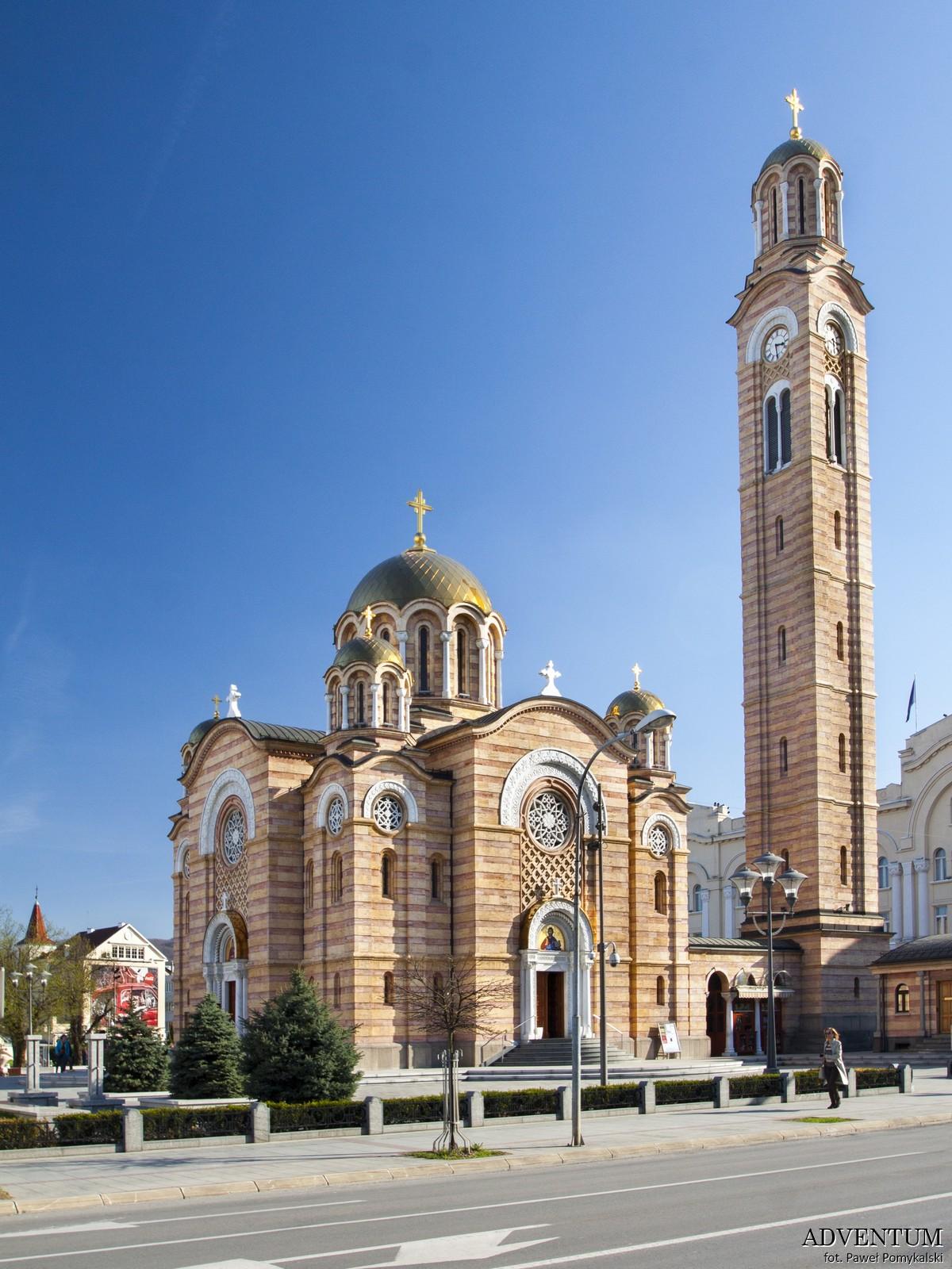 Banja Luka Bośnia i hercegowina bałkany atrakcje zwiedzanie co zobaczyć
