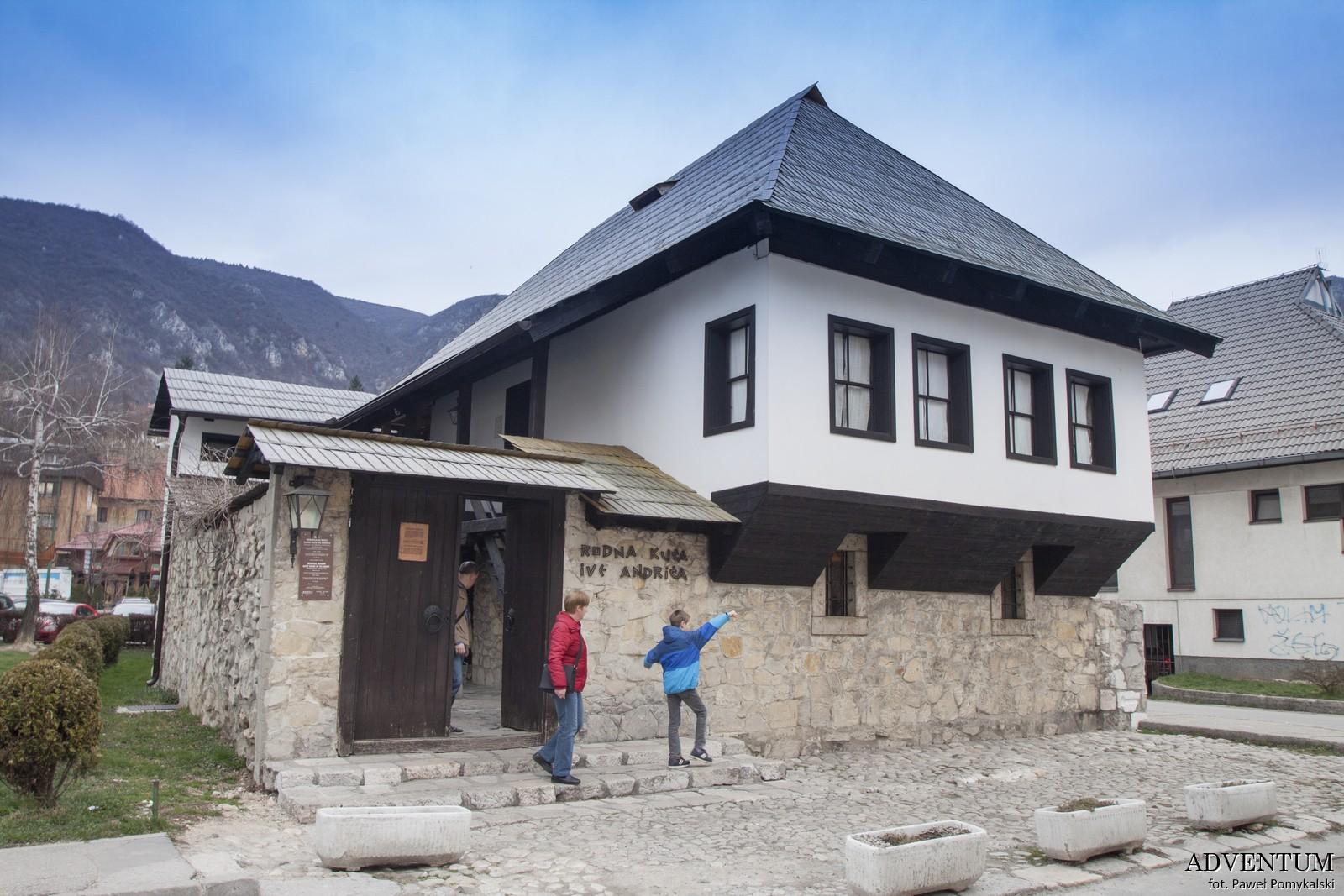 Travnik Bośnia i hercegowina bałkany atrakcje zwiedzanie co zobaczyć