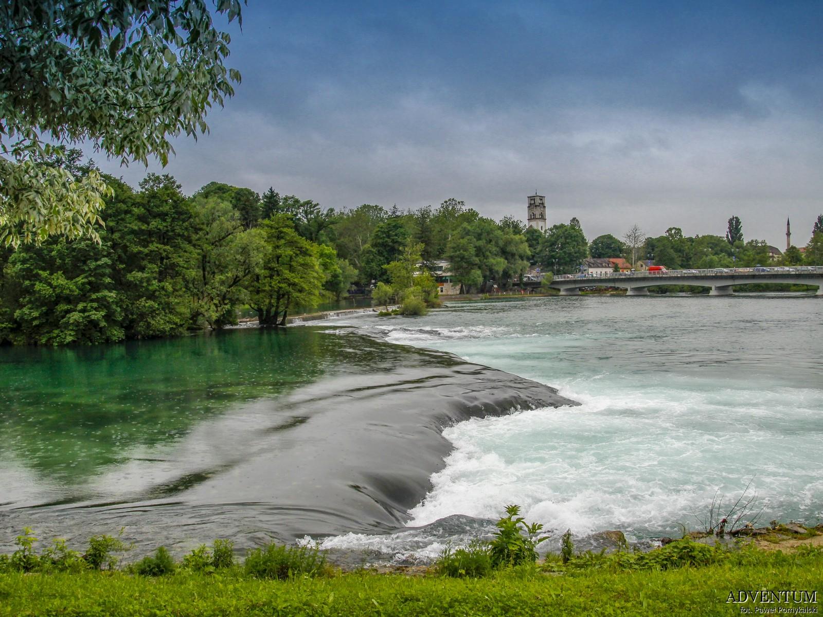 Bihać Bośnia i hercegowina bałkany atrakcje zwiedzanie co zobaczyć