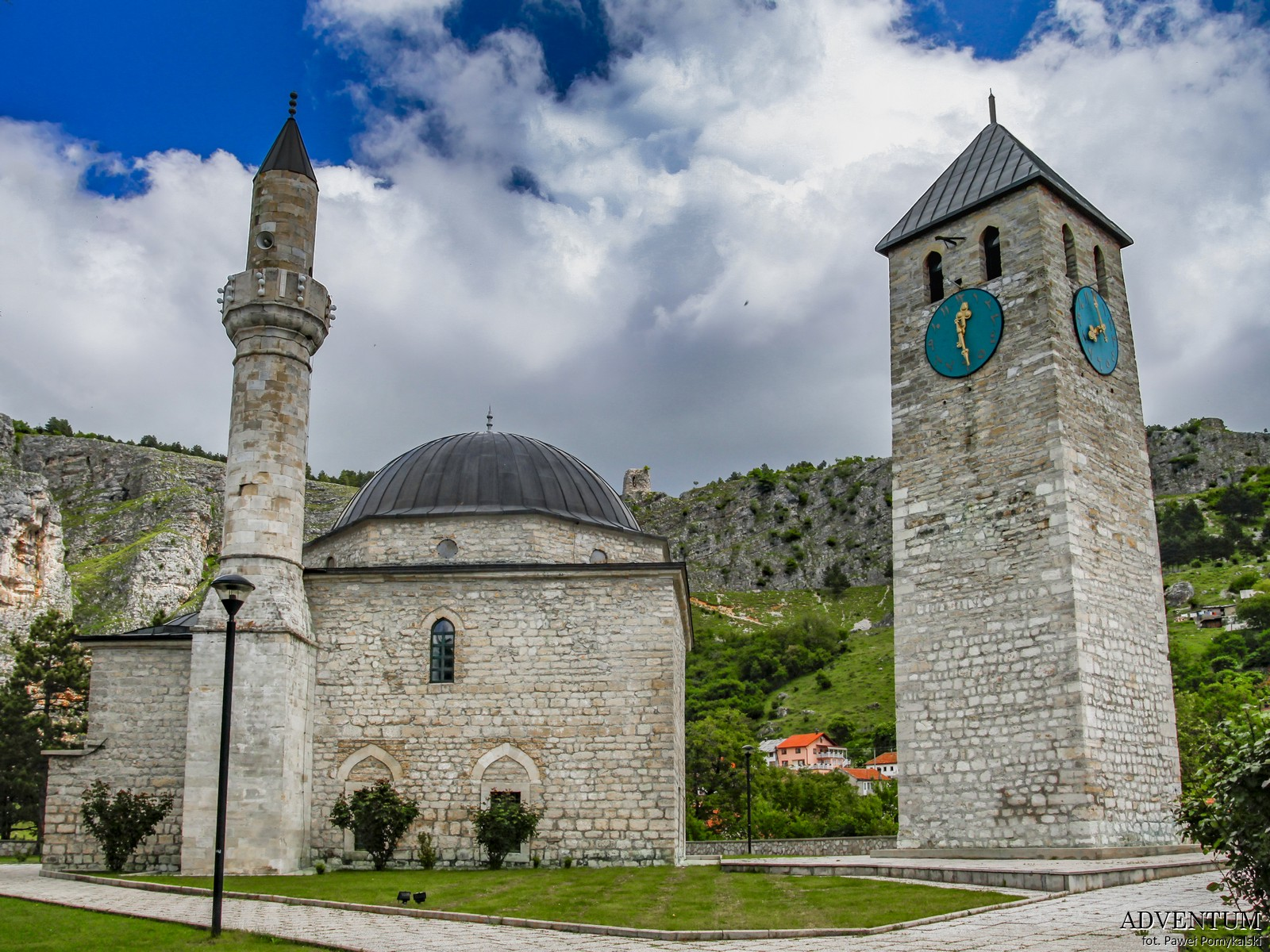 Livno Bośnia i hercegowina bałkany atrakcje zwiedzanie co zobaczyć