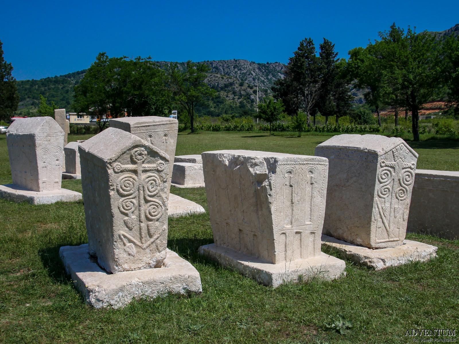 Radimlja Bośnia i hercegowina bałkany atrakcje zwiedzanie co zobaczyć