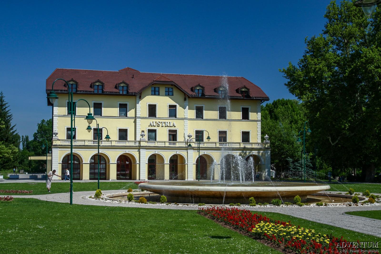 Ilidža Bośnia i hercegowina bałkany atrakcje zwiedzanie co zobaczyć