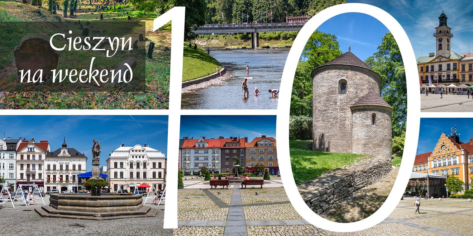 Cieszyn czeski zwiedzanie pomysł na weekend przewodnik atrakcje zabytki czechy śląsk górny