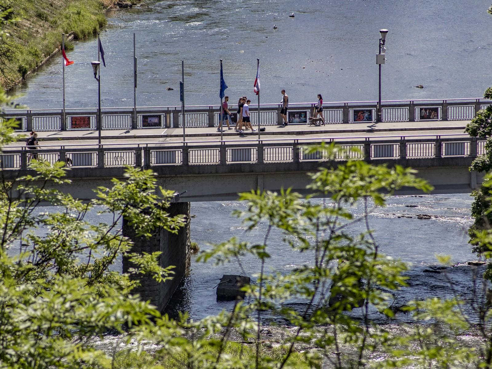 most przyjażni
