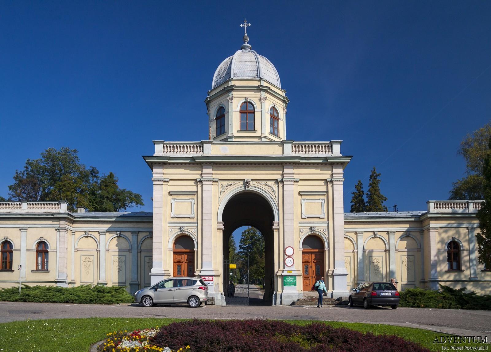 cmentaż komunalny cieszyn