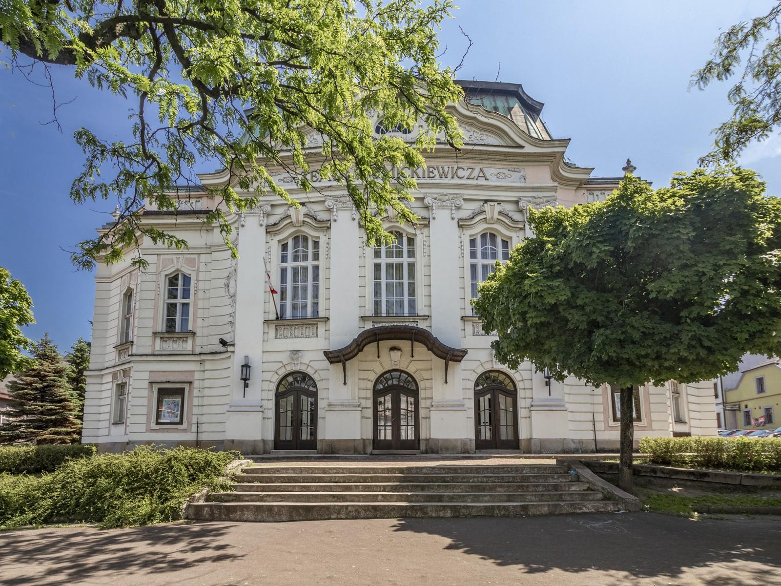 teatr adama mickiewicza w Cieszynie